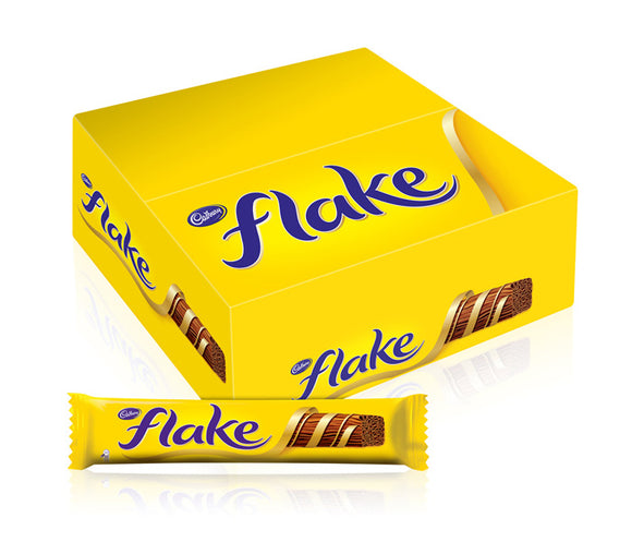 Cadbury Flake Bar 12 x 32g