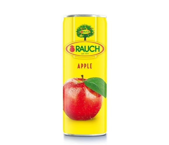 RAUCH Apple juice 355ML راوخ عصير تفاح 355 مل