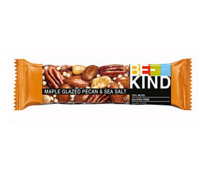 Be Kind Maple Glazed Pecan & Sea Salt Nut Bar 40g