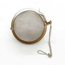 "Load image into Gallery viewer, 2 1/2"" Mesh Ball Tea Infuser"