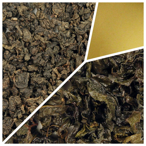 China Black Dragon Oolong