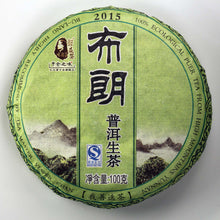 Load image into Gallery viewer, China Bulang Sheng Pu-er 2015 Bing Cha - 100g