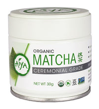 Load image into Gallery viewer, Matcha - Ceremonial Grade Organic - 30g tin