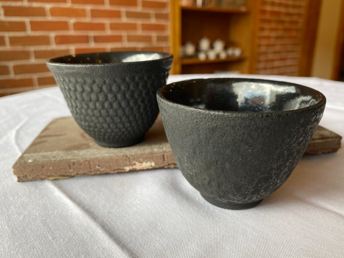 Cast Iron Cups