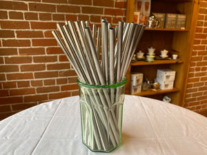 "Stainless Steel Straw ""18/8"""
