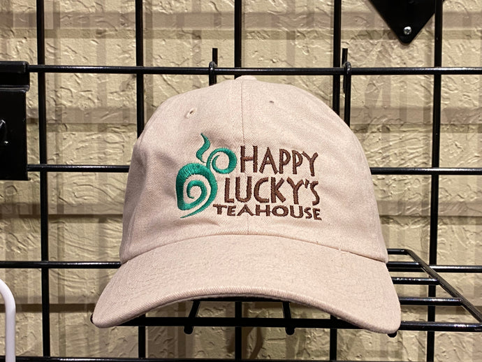Happy Lucky's Embroidered Hat