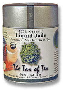 "Matcha - ""Liquid Jade"" Organic - 3oz tin"