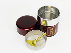 Matcha Sifter and Storage Tin