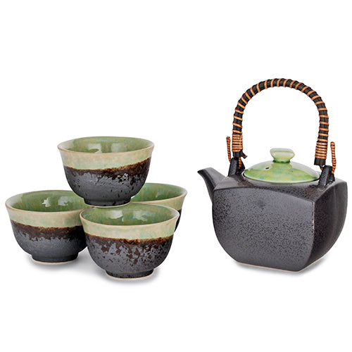 Complete Collection Tea Set 20 oz-Green