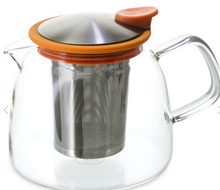 Load image into Gallery viewer, FORLIFE Glass Bell Teapot