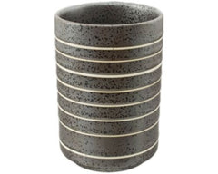 10oz Ceramic Cup-Stripes of the Honey Badger