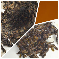 China V93 Tuocha Shou Pu-er - 100g