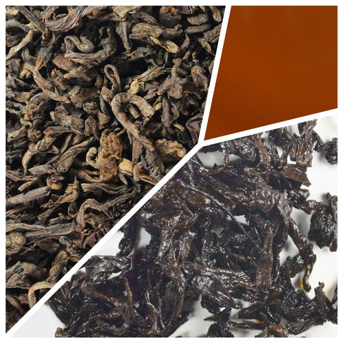 China Black Velvet Pu-er