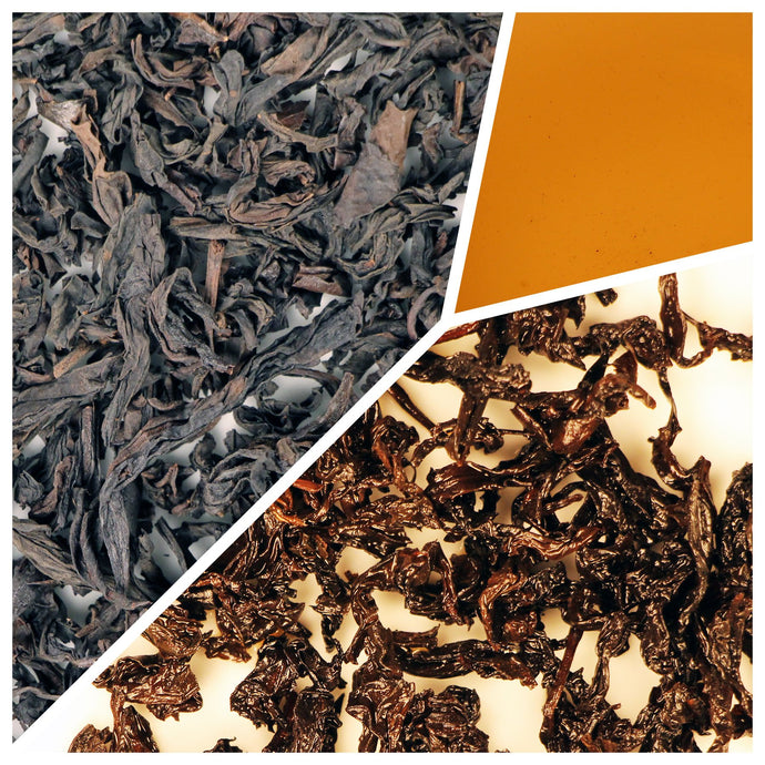 China Wuyi Oolong