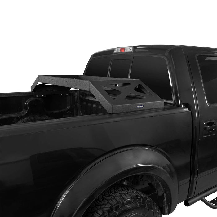 Hooke Road Ford F-150 Bed Rack for 2009-2014 Ford F-150 Cargo Rack Luggage Storage Carrier u-Box Offroad BXG8208 3