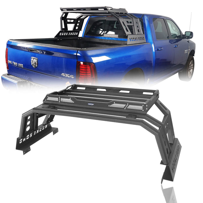 Hooke Road Ram 1500 Roll Bar for 2009-2018 Ram 1500 BXG6008 2