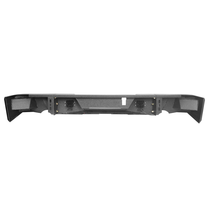 Hooke Road® Dodge Ram Rear Bumper for 2009-2018 Dodge Ram 1500 Dodge Ram Parts BXG802 u-Box offroad 9