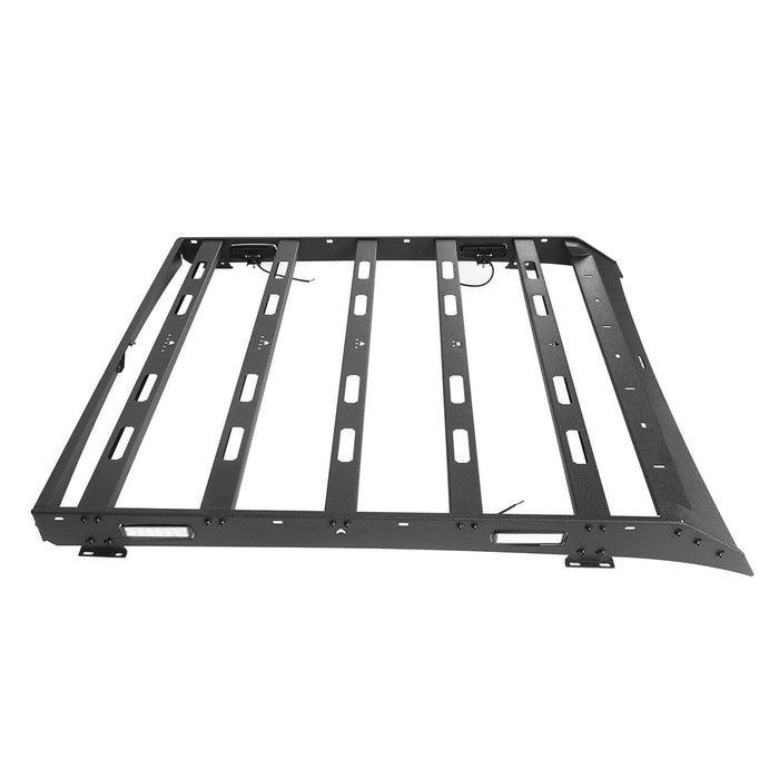 Hooke Road Ford F-150 Roof Rack for 2009-2014 Ford Raptor & F150 SuperCrew u-Box Offroad BXG8205 10