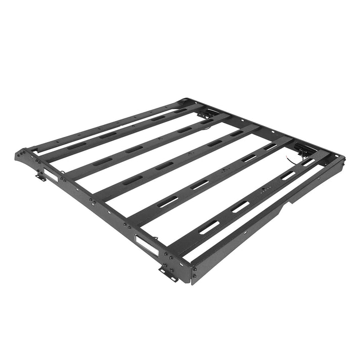 Hooke Road Ford F-150 Roof Rack for 2009-2014 Ford Raptor & F150 SuperCrew u-Box Offroad BXG8205 11