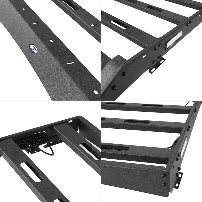 Hooke Road Ford F-150 Roof Rack for 2009-2014 Ford Raptor & F150 SuperCrew u-Box Offroad BXG8205 13