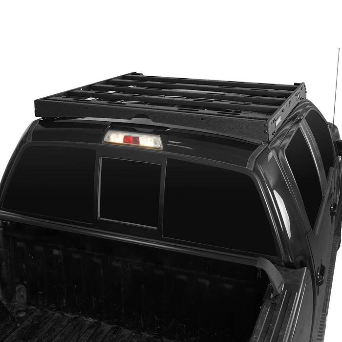 Hooke Road Ford F-150 Roof Rack for 2009-2014 Ford Raptor & F150 SuperCrew u-Box Offroad BXG8205 7
