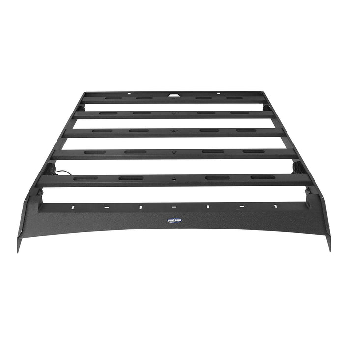 Hooke Road Ford F-150 Roof Rack for 2009-2014 Ford Raptor & F150 SuperCrew u-Box Offroad BXG8205 8