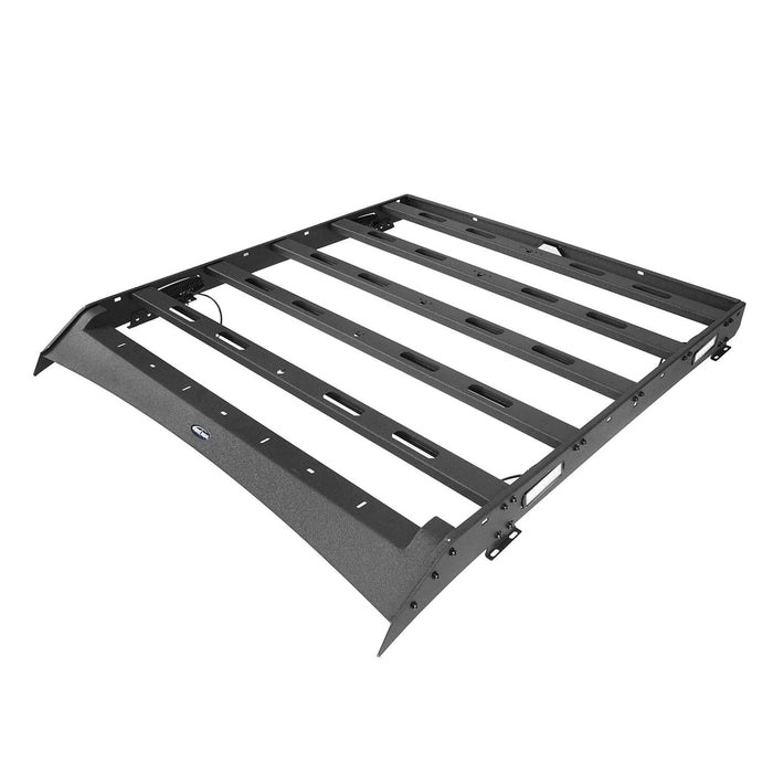 Hooke Road Ford F-150 Roof Rack for 2009-2014 Ford Raptor & F150 SuperCrew u-Box Offroad BXG8205 9