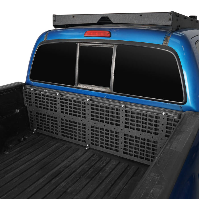 Hooke Road® Tacoma Front Bed Molle System for Toyota Tacoma Gen 2 2005-2015 BXG4016 u-Box Offroad 3