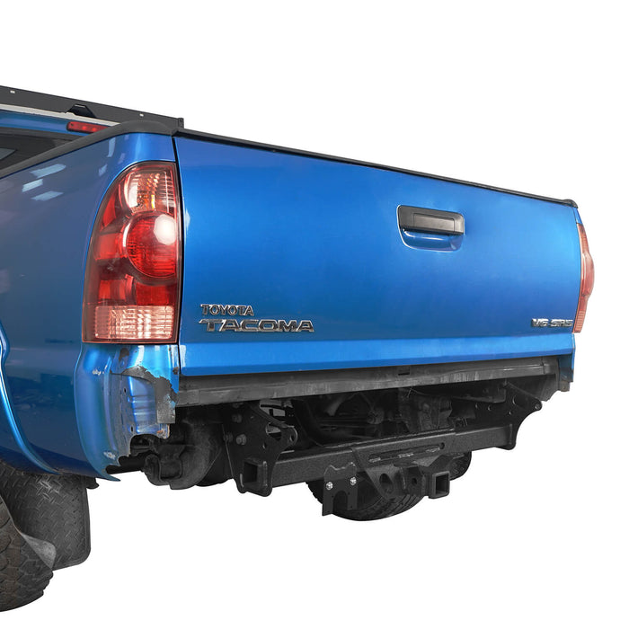"Hooke Road® Toyota Tacoma Receiver Hitch w/2"" Square Receiver Opening for 2005-2015 Toyota Tacoma u-Box Offroad 3"