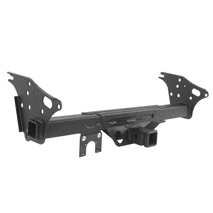 "Hooke Road® Toyota Tacoma Receiver Hitch w/2"" Square Receiver Opening for 2005-2015 Toyota Tacoma u-Box Offroad 4"