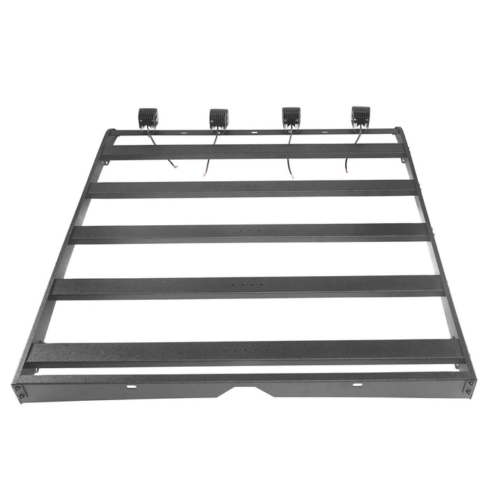 U-box Truck Toyota Tundra Crewmax Roof Rack Cargo Carrier for 2014-2019 Toyota Tundra BXG605 u-Box Offroad 6