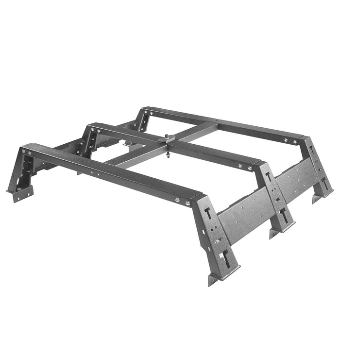 "u-Box Trucks 2014-2019 Toyota Tundra MAX 13"" High Bed Rack Toyota Tundra Parts u-Box offroad 8"