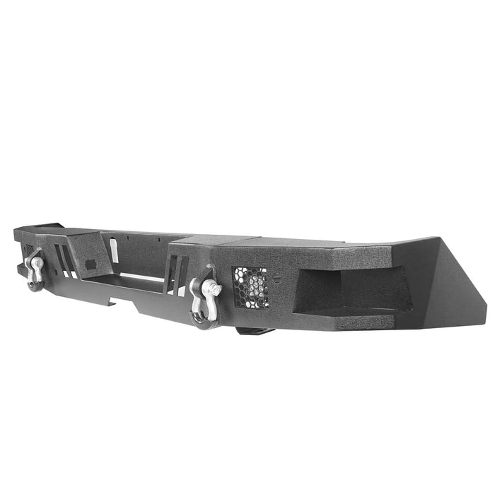 u-Box Trucks Tundra Rear Bumper Full Width Rear Bumper for Toyota Tundra BXG602 Toyota Tundra Parts u-Box Offroad 7