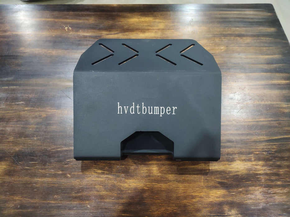 Hvdtbumper Universal Hitch Step Skid Plate Backbone