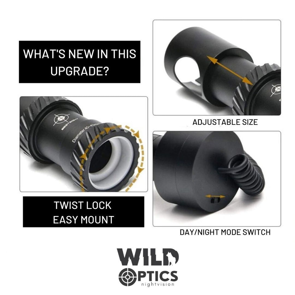 Wild Optics™ Night Vision Pro