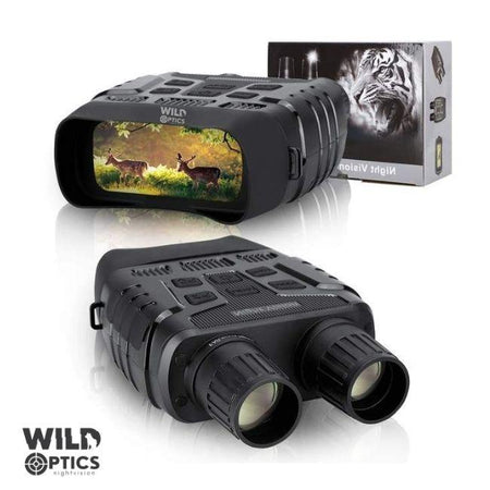 Wild Optics™ Infrared Night Vision Binoculars