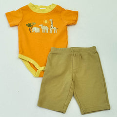 Onesie with Pants | Gymboree with Child of Mine by Carter's | Gently-Used |