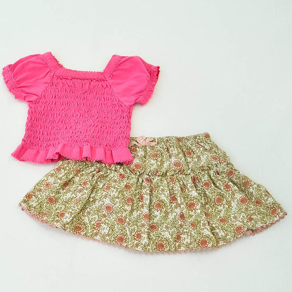Shirt with Skirt | Baby Gap | Gently-Used |