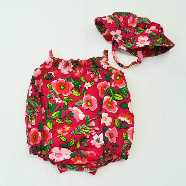 Romper with Hat | Baby Gap | Gently-Used |