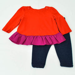 Shirt with Jeggings | Baby Gap | Gently-Used |