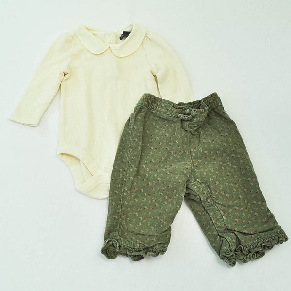 Bodysuit with Pants | Baby Gap | Gently-Used |