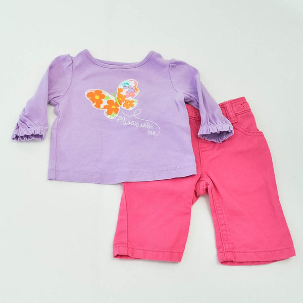 Shirt with Pants | Gymboree | Gently-Used |
