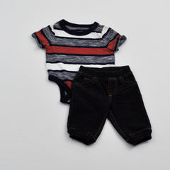 Onesie with Pants | Genuine Kids with Carter's | Gently-Used |