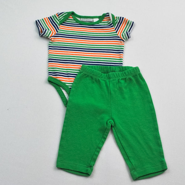 Onesie with Pants | First Impressions | Gently-Used |