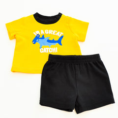 T-shirt with Shorts | Small Wonders | Like-New |