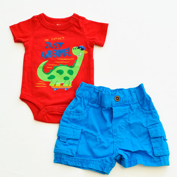 Onesie with Shorts | Koala Kids with Circo | New-with-Tag with Gently-Used |