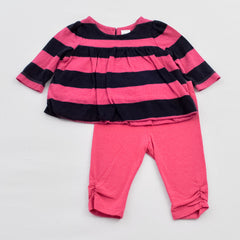 babyGap Top with Circo Leggings ~ Like New, Like New ~