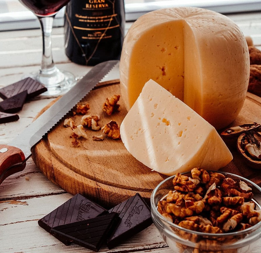 Cheese or Chocolate Pairing for 2 wines