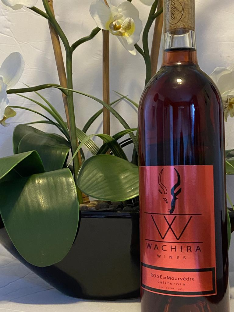 Wachira Rose Gold Label - Rosé of Mourvedre