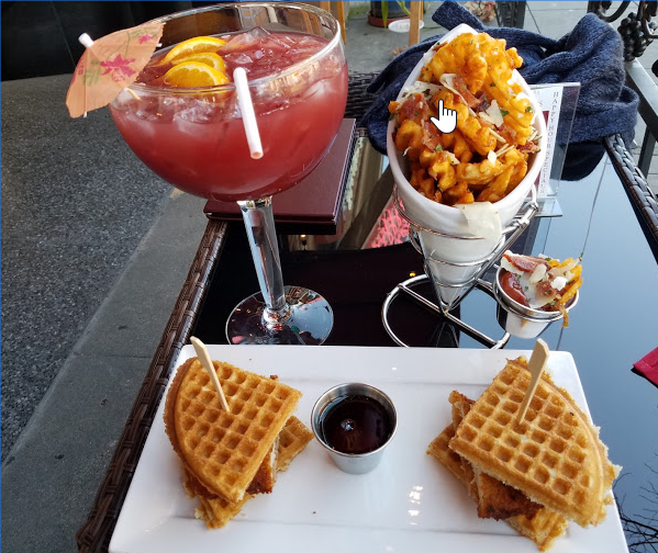 Wine and Waffles Alameda